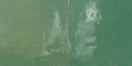 1059, Verde musgo transparente