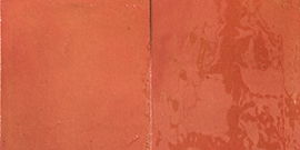 1106, Transparente Mandarinenfarbe