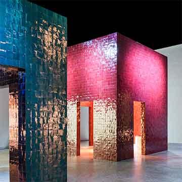 10x10, col. 1010 + 1022 - Pabellon Hermes, Charlotte Macaux Perelman, Milano